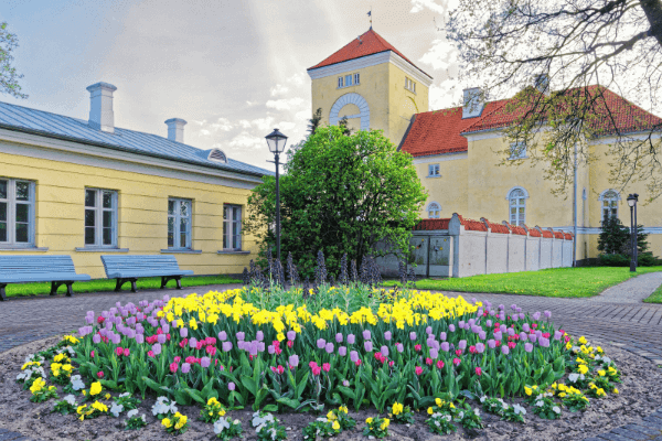 Ventspils guided tours